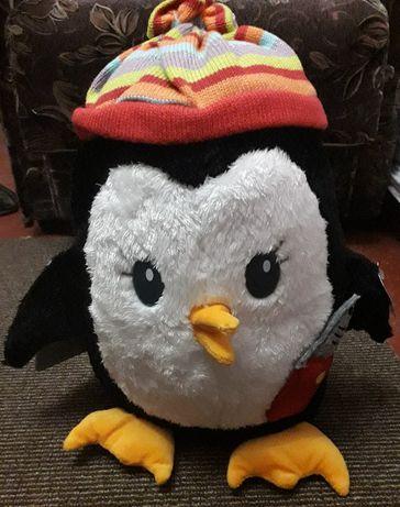 Продам интерактивную игрушку мягкую Пингвин. Новая