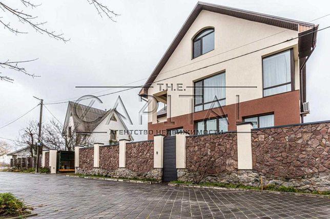 Предлагается в аренду дом 450м2 на Осокорках, в 5 км от метро Славутич