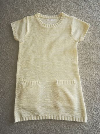 Sukienka tunika sweterkowa cool Club 110