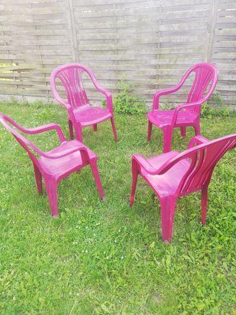 Krzesła kettler ogrodowe