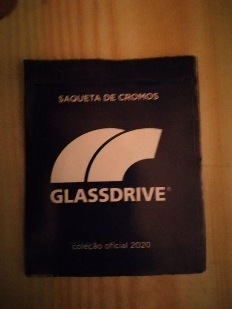 Cromos oficias 2020 colecção glassdrive.