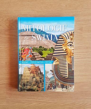 Nowa książka Mitologie Świata naukowa ciekawa