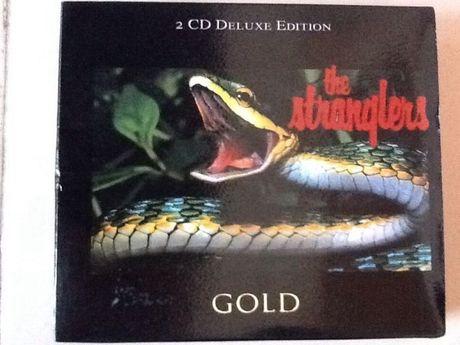 """CD duplo Stranglers """"Gold"""""""