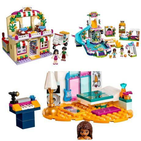 Лего френдс 3 набора