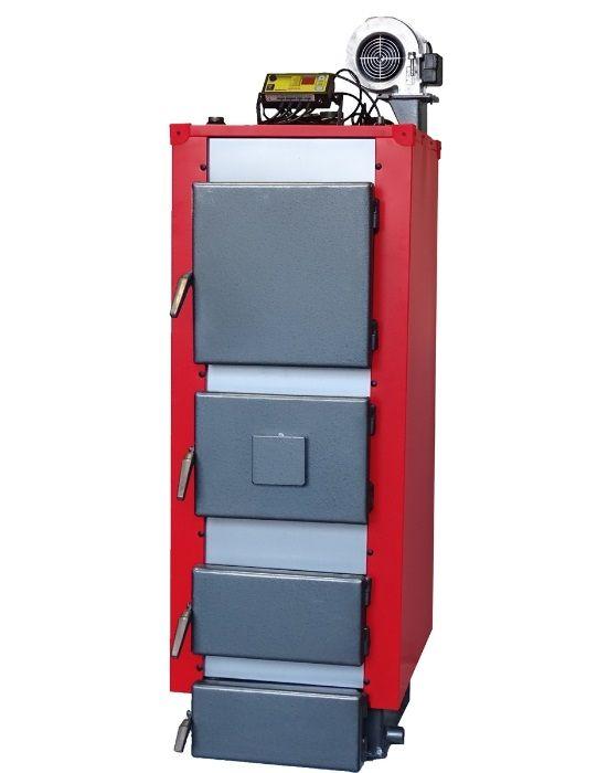 Piece kocioł kotły co 16 kW do 140 m2 na drewno ECO Lider 5 Pleszew - image 1