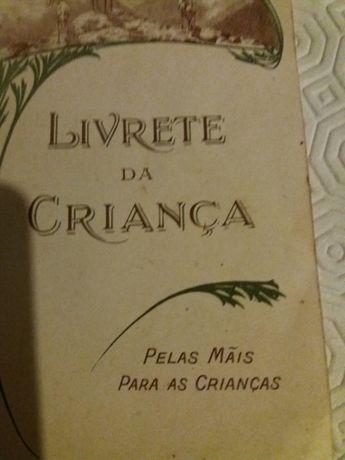 Livro da crianca de 1922