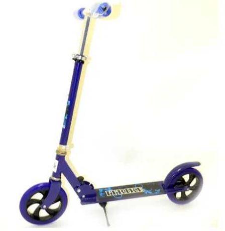 детский Новый, большие колеса Двухколесный самокат iTrike. Оригинал
