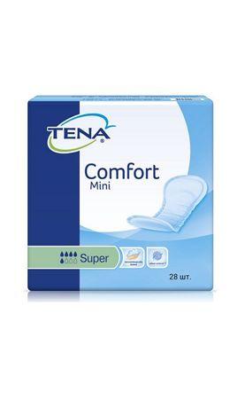 Урологічні прокладки для жінок Comfort Mini Super 28шт TENA
