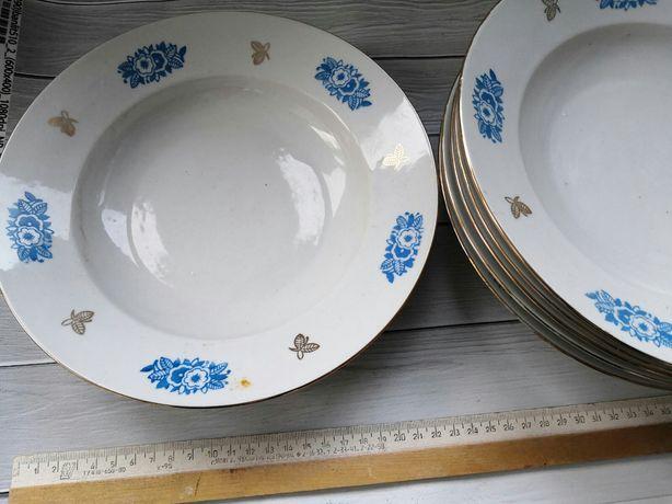 Глубокие тарелки в отличном состоянии