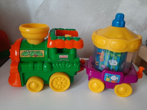 Ciuchcia Fisher Price