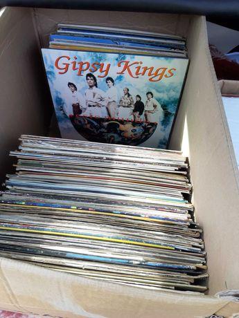 250 discos vinil LP