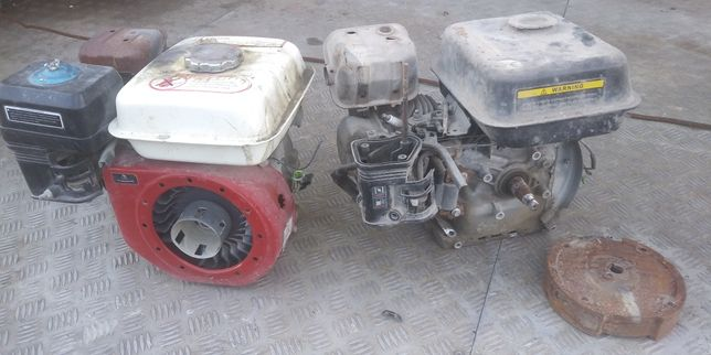 Silnik od zagęszczarki 196.