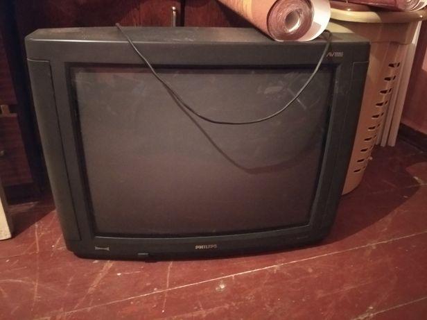 Телевизор цветной обмен