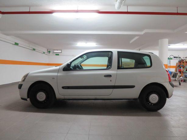 Renault Clio 1.5 DCI 65cv Comercial