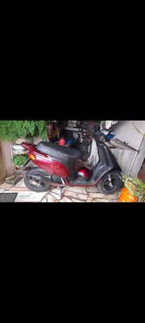 Gilera typhoon scooter