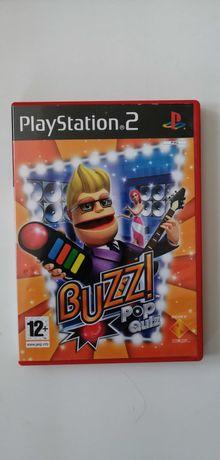 bUZZ! PoP Quiz / PS2 / PL