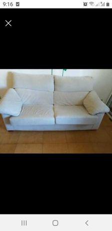 Sofa usado NO cama.