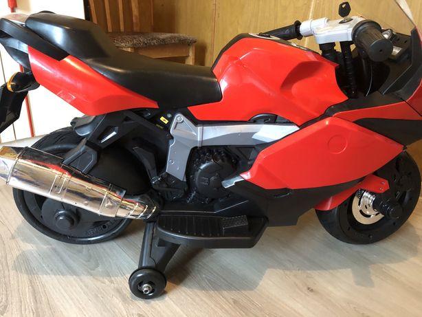 Електричний мотоцикл