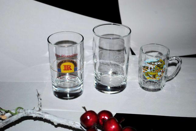 Стаканы Шотландия Франция и Британия для виски бокал коллекционные