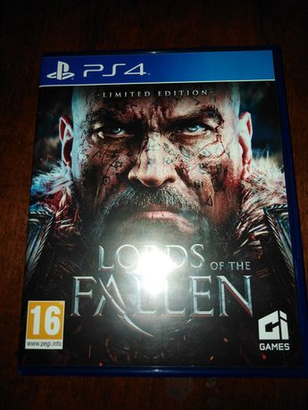 Lorda of the FALLEN PS4