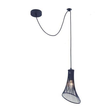 Lampa sufitowa czarna MAYTONI GINGER AND FRED T062-PL-16-B