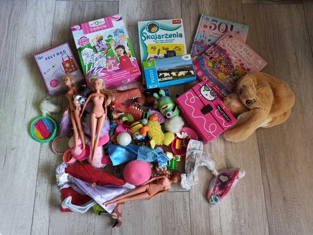 Zabawki oddam za słodycze