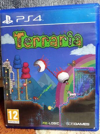 Terraria, gra na konsolę PS4