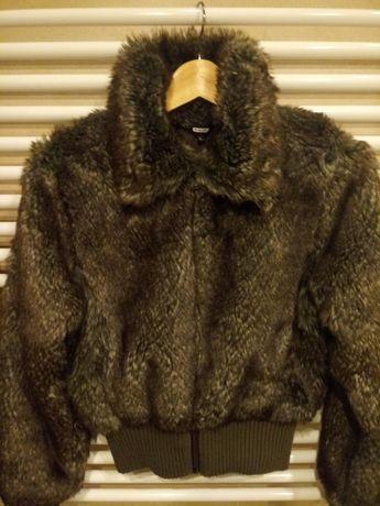 Futerko sztuczne/ kurtka zimowa rozmiar M