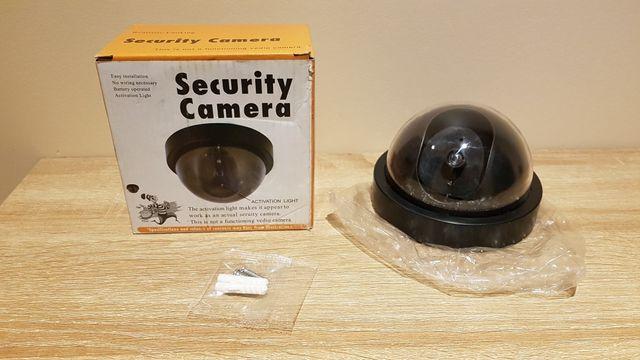 Atrapa kamery kopułowej
