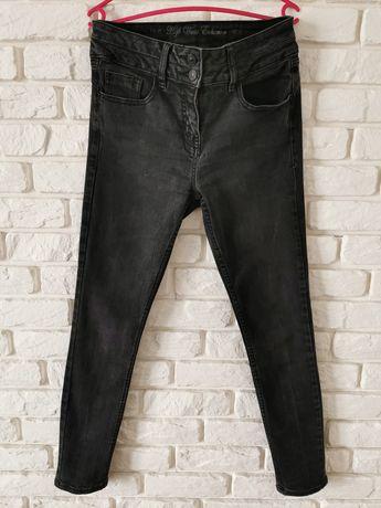 Spodnie jeansowe High Waist Next