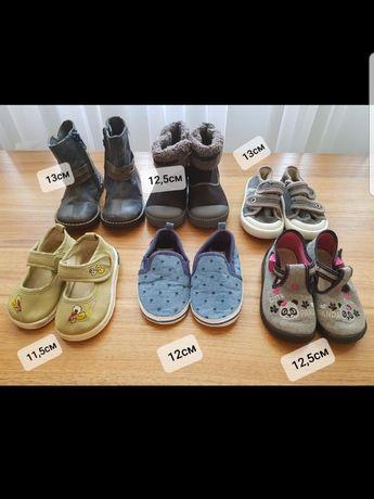 Взуття набір 6-12міс.