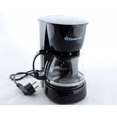 Нова капельна кофеварка DOMOTEC MS-0707 кофе машина ціна 410 грн