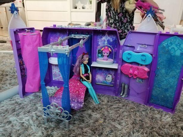Domek dla lalek barbie gwiezdna przygoda