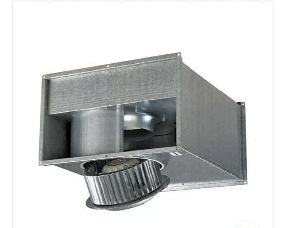 Вытяжка для вентиляции промышленных помещений