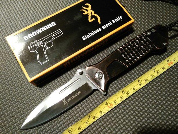 "Nóż ""Browning"" folder EDC"
