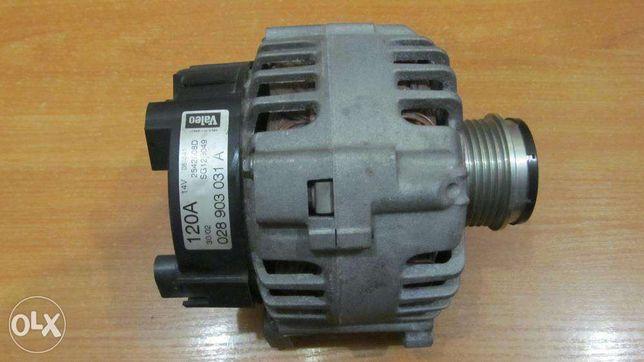 продается генератор на автомобиль VW B5 1.9TDI