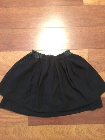 Юбка черная H&M школьная форма