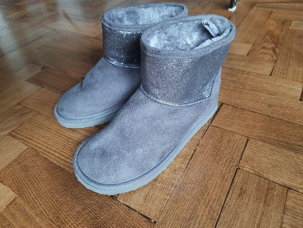 Buty dziewczęce NOWE r 28