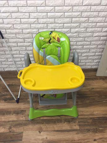 Крісло-столик годувальний