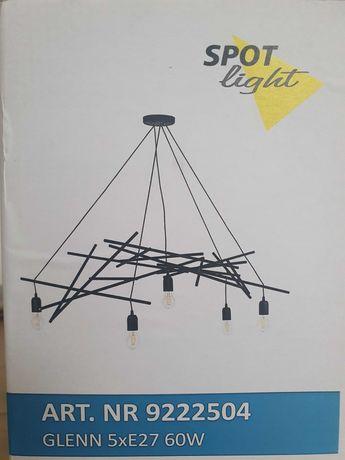 Lampa Wisząca Glenn Spotlight