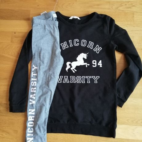 Bluza+leginsy rozm. 158/164 H&M