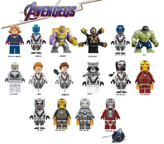 Bonecos / Minifiguras Super Heróis nº171 Marvel (compativeis com lego)