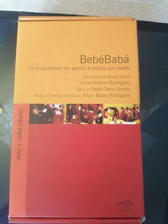 "Livro ""Bebébabá"""