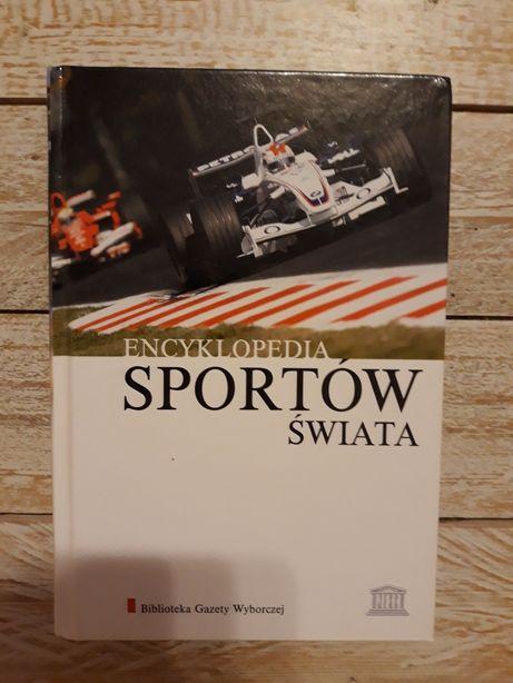 Encyklopedia sportów świata tom 1