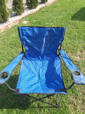 Krzeselko wędkarskie skladane