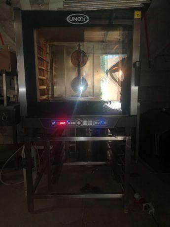 Piec konwekcyjno-parowy 6x 600x400mm elektryczny Unox XB695