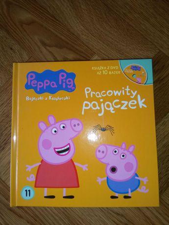 Peppa książka z płytą