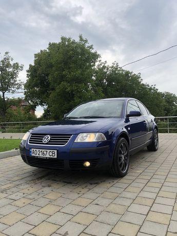 Volkswagen passat B5 1,8 Турбо
