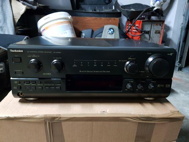 Amplituner wzmacniacz kino domowe Technics SA-DX 930 Zadbany Okazja!