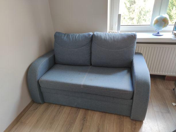 Sofa rozkładana z funkcja spania